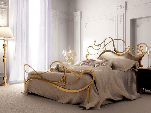 Преимущества двуспальных кроватей