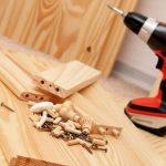 Работы по монтажу кухни из мебельных щитов своими руками
