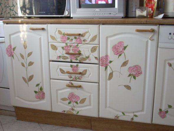Реставрация мебели своими руками - техники и приемы
