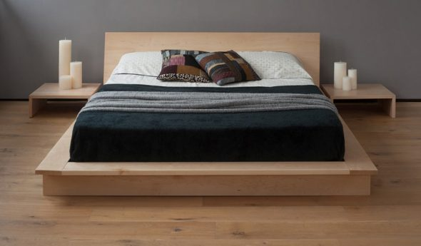 Советы по выбор кровати для спальни