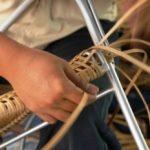 Технология изготовления плетеной мебели