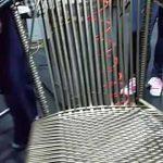 Урок плетения косичкой из искусственного ротанга