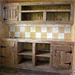 Мебель, созданная самостоятельно из дерева