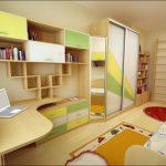 Чудесная мебель для комнаты подростка в интерьере