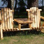 Деревянные кресла для отдыха