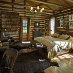 Деревянный домик лесника