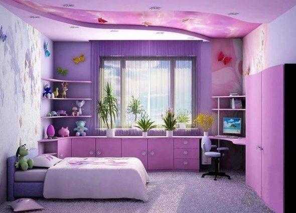 Детская мебель для подростка девочки