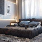 Дизайнерская мягкая кровать-трансформер