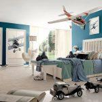 Комната для будущего пилота