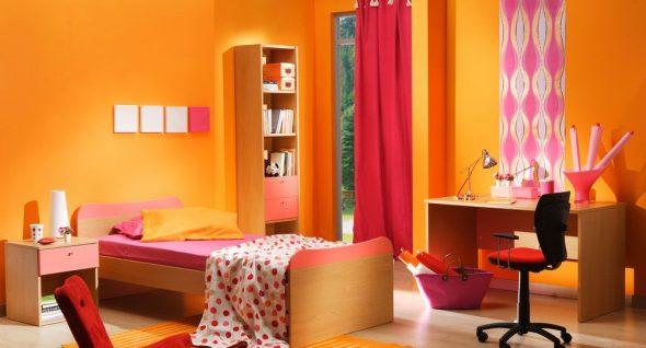 Комната для яркой личности
