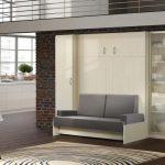 Кровать-диван для квартиры студии