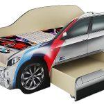 Кровать-машина BMW-Х5