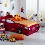 Кровать-машина для малыша