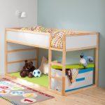 Кроватка-чердак для малыша