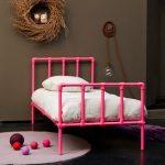 Кроватка для девочки из полипропиленовых труб