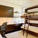 Квартира-студия с необычной мебелью