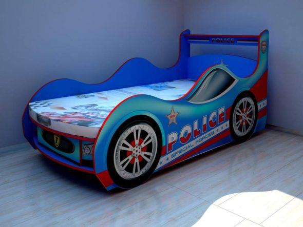 """Машина-кровать """"Полиция"""""""