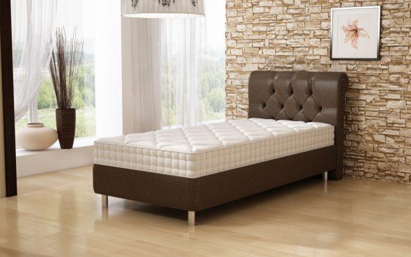 мягкие односпальные кровати