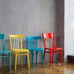 новая жизнь антикварных стульев