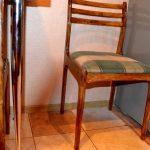 обновить старый стул фото