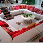 Особая атмосфера дивана-квадрата