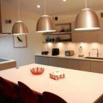 Правильной освещение для каждой кухонной зоны