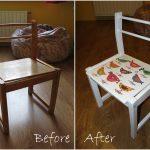реставрация стульев для детской