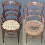 реставрация стульев своими руками-фото до и после