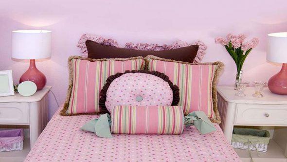 """Спальня """"Нежность и стиль"""" для подростка"""