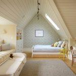 Стильная и удобная комната для девочки на 2 этаже