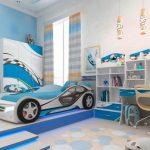 Стильная комната-мечта для каждого мальчика