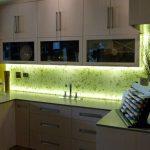 Светодиодная лента для дополнительного освещения рабочего стола