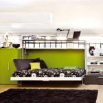 Трансформируемая мебель для смарт квартиры