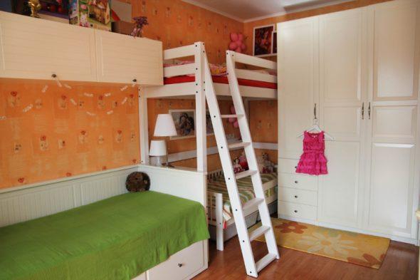 Удобная расстановка мебели для однокомнатной квартиры
