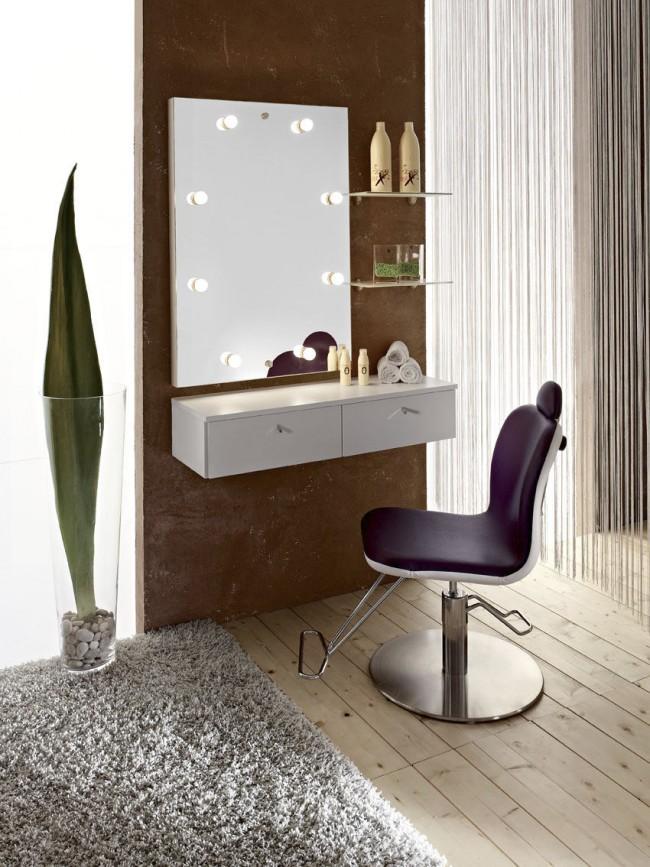 столик для макияжа дизайн