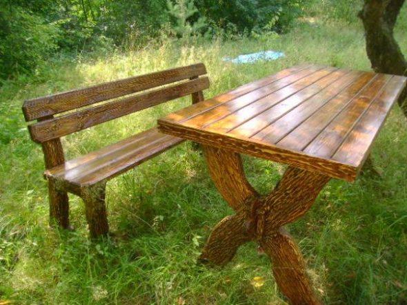 Безопасная деревянная мебель