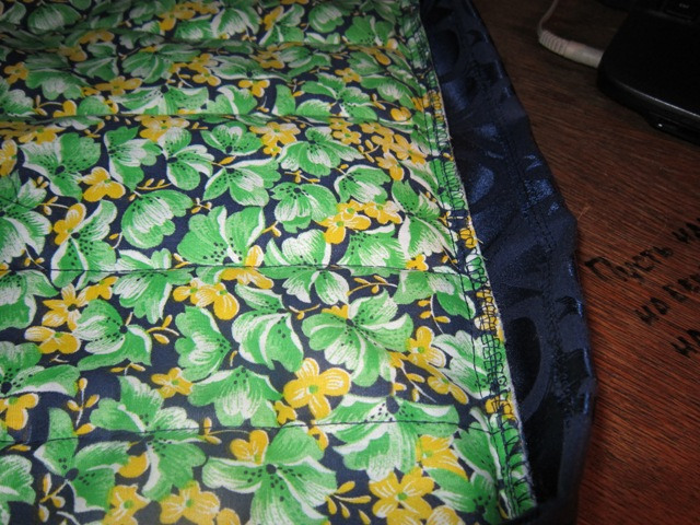 чехол подушка для табурета