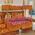 Деревянная кровать-чердак на заказ