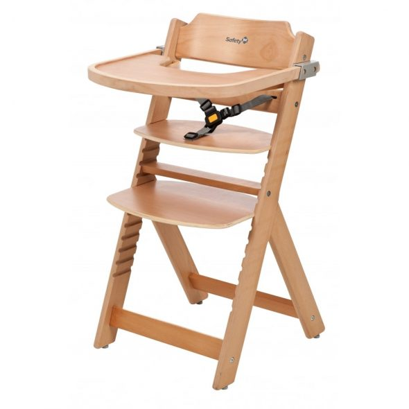 Деревянный регулируемый стул