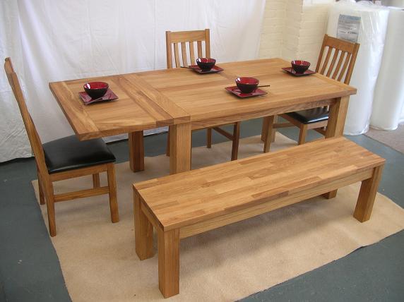 Деревянный стол для кухни своими руками