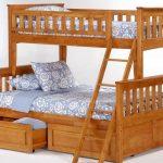 Двухъярусная кровать для взрослых и для ребенка