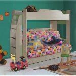 Экономим место в детской с помощью кровати-чердак