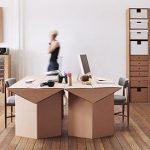 Элегантная мебель из вторсырья