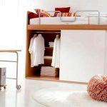 Функциональная кровать-чердак для взрослых