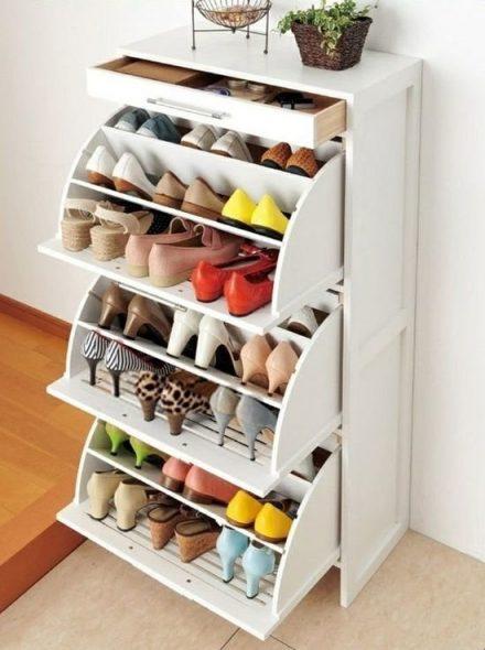 Идея хранения обуви