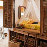 Интересный дизайн спальни для взрослых