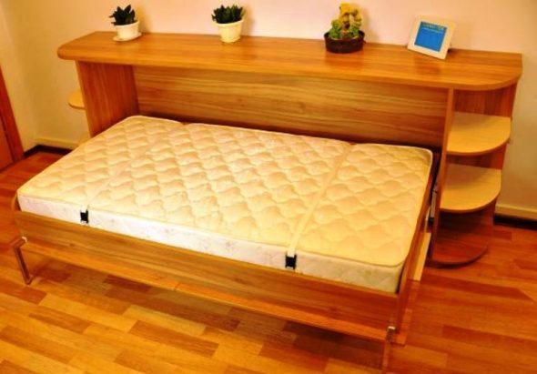 Комод-кровать трансформер из ДСП