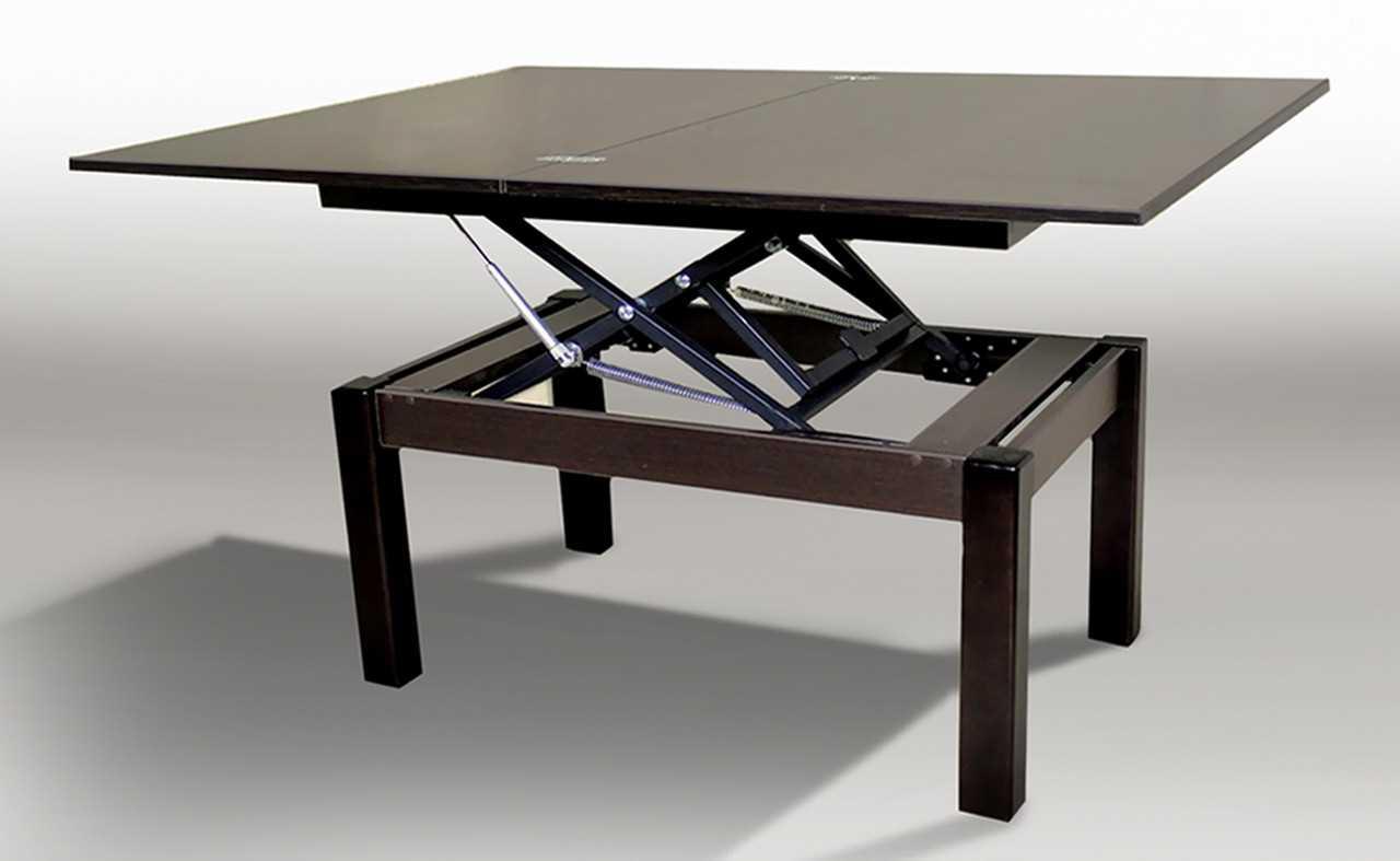 красивый стол трансформер
