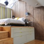 Кровать чердак для взрослых двуспальная