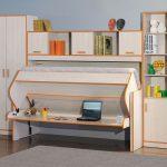 Кровать-стол для подростков